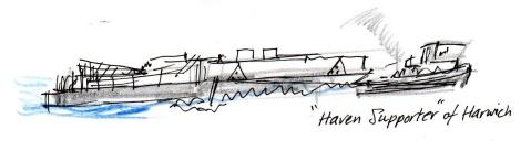 Harwich tug