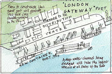 London Gateway Port jpeg