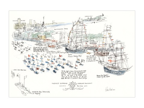 Tall Ships and the Flotilla
