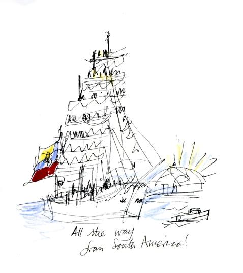 s America ship001